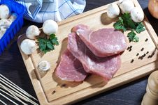 Free Meat Royalty Free Stock Photography - 13877607