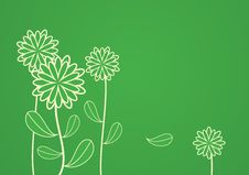 Free Vector Green Background Stock Photos - 13878153