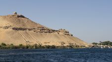 Free At The River Nil At Assuan In Egypt Royalty Free Stock Photography - 13878217