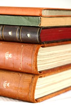 Free Old Books Royalty Free Stock Image - 13878896