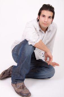 Free Young Man Stock Photos - 13879223