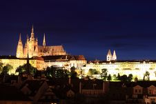 Free Prague In Czech Stock Images - 13879454