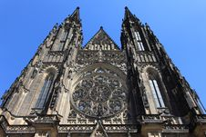 Free Prague Cathedral Royalty Free Stock Photography - 13879507