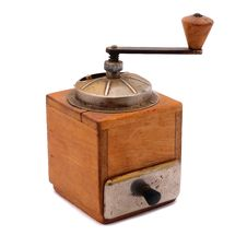 Free Old Coffee Grinder Stock Images - 13879514