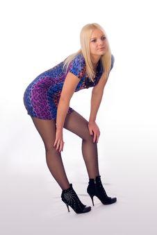 Free Sexy Blond Female Stock Photos - 13879563