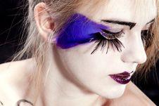 Free Original Make-up Stock Photography - 13879592