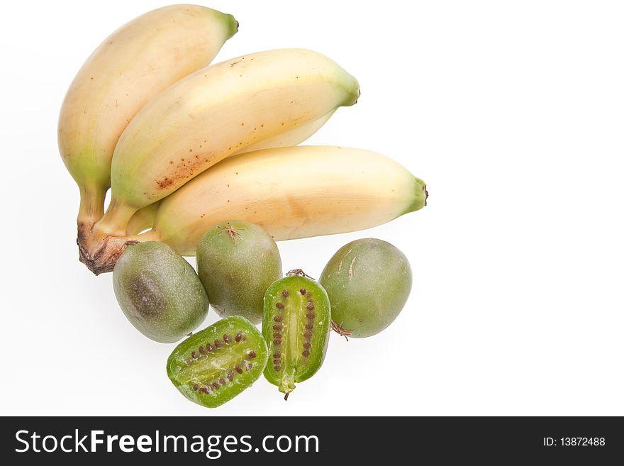 Baby Bananas & Kiwis