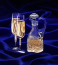 Free Glasses With Wine Stock Images - 13884944
