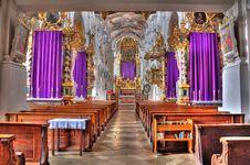 Free Klosterkirche Markt Indersdorf Royalty Free Stock Images - 13880439