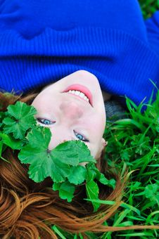 Free Rest In Grass Royalty Free Stock Photo - 13880505