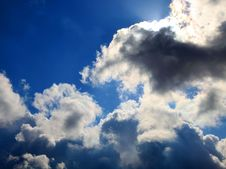 Free Cloudscape Royalty Free Stock Images - 13881329