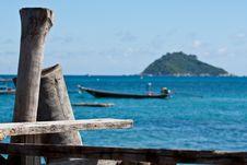 Free See Nang-Yuan Island Royalty Free Stock Images - 13883169