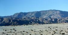 Free Desert Mountain Royalty Free Stock Photos - 13883298