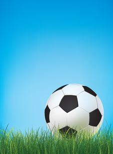 Free Soccer Ball Stock Image - 13883331