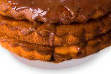 Free Sponge Cake Stock Images - 13883534