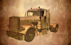 Free Vintage Truck Royalty Free Stock Images - 13884039