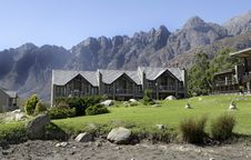 Free Du Toit's Kloof Lodge Chalets Stock Photo - 13884310