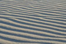 Free Shadow And Light In Sand Royalty Free Stock Images - 13884729
