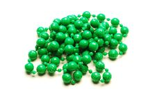 Free Green Necklace Stock Photo - 13884830
