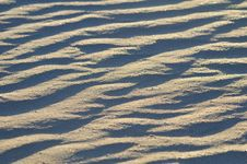 Free Texture Of Sand Royalty Free Stock Image - 13885136