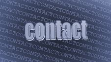 Free Contact Royalty Free Stock Photos - 13885188