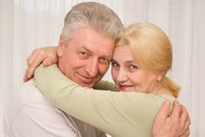 Free Portrait Of A Beautiful Couple Stock Photo - 13885750