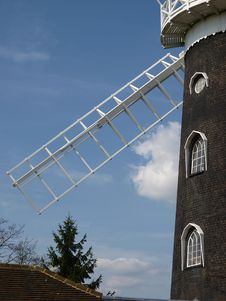 Free Surrey Windmill Stock Photo - 13886050
