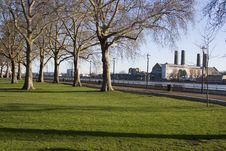 Free Park Near Greenwich In London Royalty Free Stock Photos - 13886128