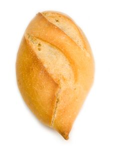 Free French Bun Small Stock Photography - 13887732