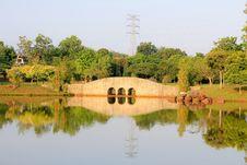 Free Bridge Stock Photo - 13889400
