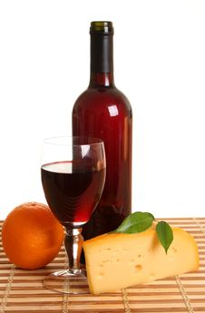 Free Wine And Cheese Stock Images - 13889574