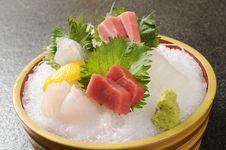 Free Sashimi Stock Photo - 13889730