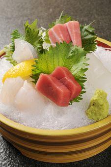 Free Sashimi Royalty Free Stock Images - 13889789