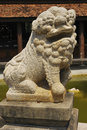 Free Chinese Style Lion Stock Photos - 13890153