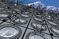 Free Audio Wall Royalty Free Stock Image - 13892326