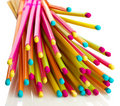 Free Colored Matches Stock Photos - 13894983