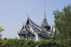 Free Palace In Thai Epic Stock Photo - 13890050