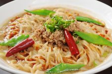 Free Noodles Stock Photography - 13890112