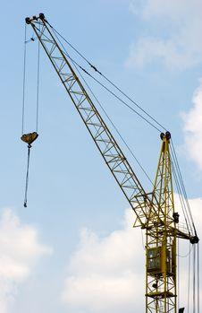Free Crane Stock Image - 13890171