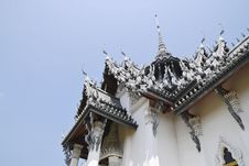 Free Palace In Thai Epic Stock Photos - 13890273