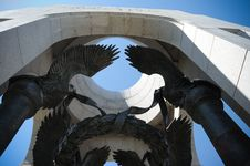 Free World War II Memorial Royalty Free Stock Image - 13890726