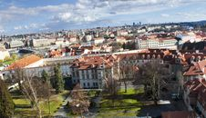 Free Prague Skyline. Old Europe Stock Image - 13891191