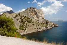 Free Crimea Coast Stock Image - 13891901