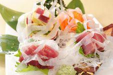Free Sashimi Stock Photo - 13891940