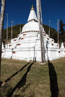 Free Stupa Stock Photography - 13891992