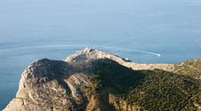 Free Mountains At Crimea Coast Royalty Free Stock Images - 13891999
