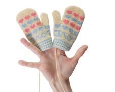 Free Little Mittens Stock Image - 13892151