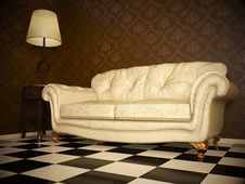 Free Sofa Royalty Free Stock Images - 13892289