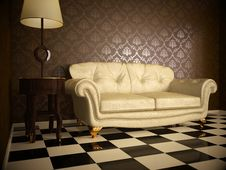 Free Sofa Stock Photography - 13892332