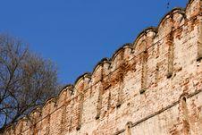 Free Monastery Wall Stock Photography - 13892362